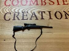 Vintage GI Joe 1/6 Sniper Rifle With Strap .
