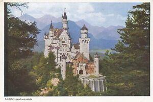Schloss Neuschwanstein in Schwangau gl1937 136.185