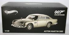 Hot Wheels 1/43 Scale - BLY26 - James Bond 007 Aston Martin DB5 Goldfinger