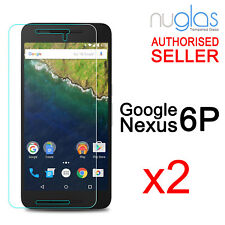 Nuglas Tempered Glass Screen Protector Guard for Huawei Google Nexus 6P