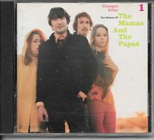 CD BEST OF 22 TITRES--THE MAMAS AND THE PAPAS--THE HISTORY OF THE MAMAS...