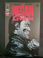 Image Comics Walking Dead: NEGAN LIVES 1A ( Jul 2020)
