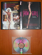 ShowGirls (Show Girls) 1ª Edición [DVD] Paul Verhoeven, Elizabeth Berkley