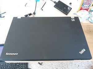 Lenovo Thinkpad W520, Intel Core i7-2720QM cpu, 32 GB RAM, 500GB drive (HDD)