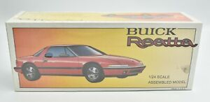 Buick Reatta 1/24 Assembled Model Car Sealed Box