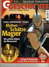G Geschichte mit Pfiff 5/09 Die großen Rätsel der Bronzezeit