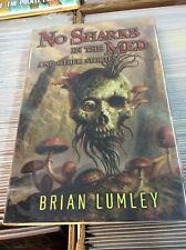 No Sharks in the Med HC Signed Brian Lumley & Bob Eggleton Subterranean Press