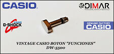 "Vintage Casio Button ""Functions' For Dw-5500 Nos"
