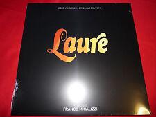 FRANCO MICALIZZI - Laure (OST)   LP   FOUR FLIES RECORDS FLIES 02