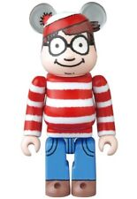Medicom Bearbrick S35 Pattern 35 Dream-works be@rbrick 100% Where's Waldo
