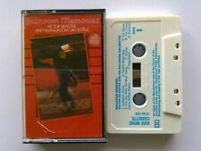 Ballroom Memories Victor Silvester Orchestra 1982 Cassette (C26)