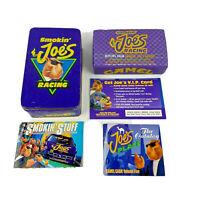 Smoking Joe's Racing Matchbooks Retro 1000 Matches 50 Books Vintage 1994 NEW