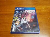 Tokyo Xanadu EX+ (Sony Playstation 4) PS4 CIB Complete TESTED