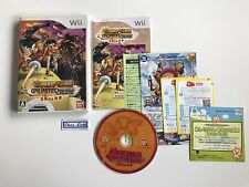 One Piece Unlimited Cruise 2 - Nintendo Wii - JAP - Avec Notice