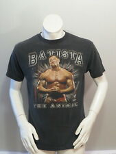 WWE Ruthless Agression Shirt - Batista The Animal Unleashed - Men's Medium