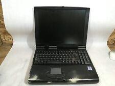 Sager 8500P III Laptop Dead- FT