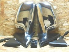 1995 2000 JDM MITSUBISHI MIRAGE ASTI CYBORG CJ1A CJ2A CHROME SIDE MIRROR SET OEM