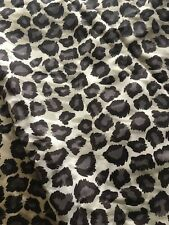 Animal Print Shower Curtain