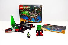 Lego Space Police Rebel Hunter (6897) Complete Box & Instructions USED