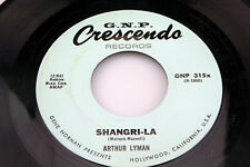 Arthur Lyman: Shangri-La / Pearly Shells  [Unplayed Copy]