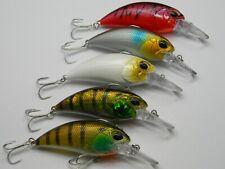Sonderedition Barsch #2-4 Wobbler SyMa Fishing 10cm 7,8g    Top Qualität