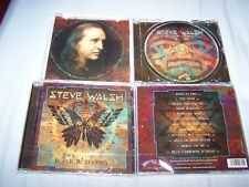 Steve Walsh - Black Butterfly CD 2017 Melodic Rock ex Kansas Vocalist