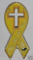 Pray For Troops Cross Lapel Pin Christianity Religious Hat pin Tie Tac Church