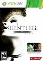 Silent Hill HD Collection 2 + 3 [Microsoft Xbox 360 Survival Horror Undead] NEW