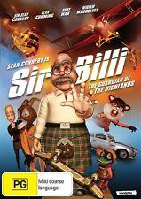 Sir Billi (DVD, 2013) S Connery A Cumming R Wax M Margoyles L Sullivan LIKE NEW
