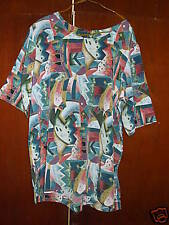 Brand New Mum's XL Size Hand made LADIES TOP BLOUSE *Free Post