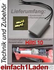 Neuf Condensateur hilti TE 10 te10 te10s tm8 TM 8 te14 PNB. Adapté # Capacitor