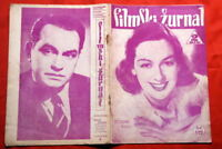 ROSALIND RUSSELL ON COVER 1941 VERY RARE EXYU MAGAZINE