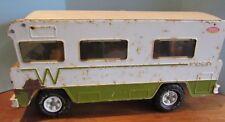Vintage TONKA Winnebago Indian Motorhome RV CAMPER Toy Truck~Pressed Steel~1973