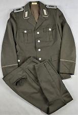 DDR NVA KVP Uniform Offiziersschüler 3.Studienjahr mot. sg48 SELTEN!!! 2000