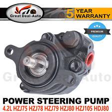 Power Steering Pump for Toyota Landcruiser 1HZ HZJ75 HZJ78 HZJ79 HZJ105R HDJ80