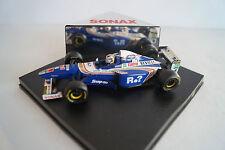 Sonax Modellauto 1:43 Heinz Harald Frentzen Williams Renault Nr. 4 Formel 1