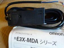 OMRON E3X-MDA41S-2M FIBRE AMPLIFIER PHOTO SENSOR NIB FREE UK POST