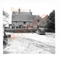 RAF Ahlhorn 1954 Airman Ron, Leave Photo : Fitzleroy Farm House Building <03/07