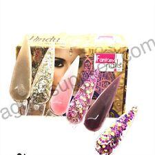 fantasy nails sinaloa Indu New Acrylic collection. Powdered Acrylic. Colec