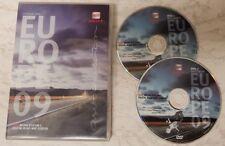 SEDILE originale media systaem E RNS-E Navigation DISC DVD NAVIGATORE SATELLITARE MAPPA Set 2009 VER