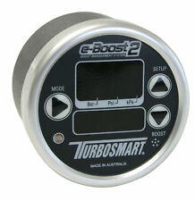 Turbosmart EBS E-BOOST2 Street Electronic 60mm 0-60psi Silver BOOST Controller