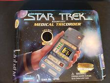 STAR TREK STARFLEET MEDICAL TRICORDER PLAYMATES 1997 New in Package