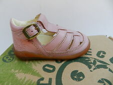 MOD8 Ekoko Sandales Chaussures Fille 20 Ballerines Rose Babies UK4 Child Neuf