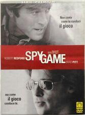 Dvd Spy Game - Edizione Custom Case 2 dischi di Tony Scott 2001 Usato