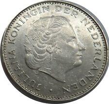 Niederlande 2 1/2 Gulden 1969,1972,1980,1982 (Ihre Wahl)