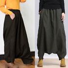 Stylish Women Harem Pants Yoga Festival Baggy Boho Trousers Retro Gypsy Pant NEW