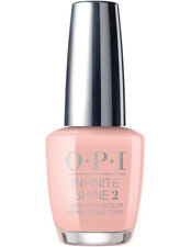 OPI Infinite Shine Nail Polish Lacquer Enamel Isl67 Half Past Nude 15ml