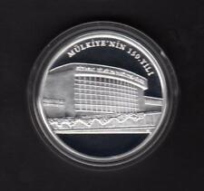 TURKEY 2009, 150Th.YEAR OF CIVIL SERVICE, SILVER COMM. 925Ag.UNC