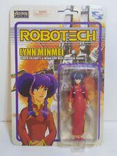 Robotech Macross Harmony Gold Toynami Lynn Minmei Figure Macross New Mint...