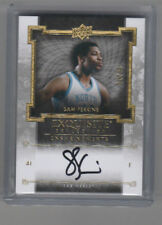 2013-14 Exquisite Collection EE-SP Sam Perkins Enshrinements Auto